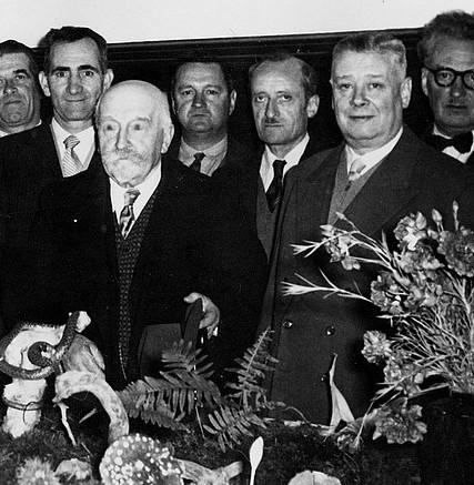 1956 2 presidents
